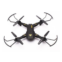 VISUO XS809HW WIFI FPV With Wide Angle HD Camera Drone