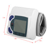 Automatic Wrist Digital LCD Blood Pressure Monitor