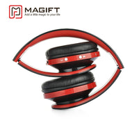 Magift Brand Bluetooth Headset Wireless + Wired Headphones