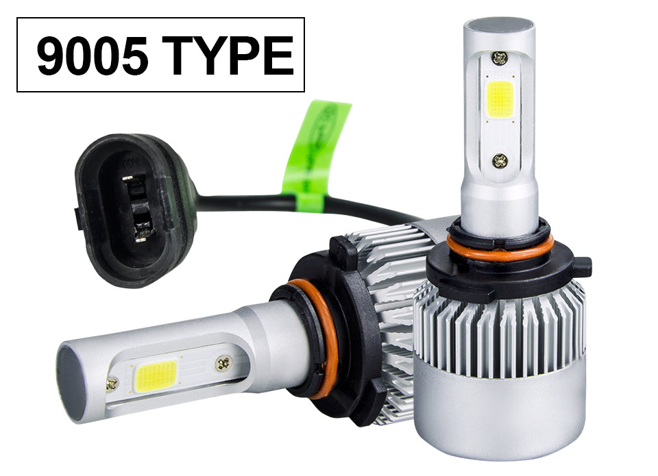 Avacom LED Car Headlight Bulb 9005 / 9006 Combo