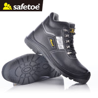 Safetoe Brand Safety Shoes Work