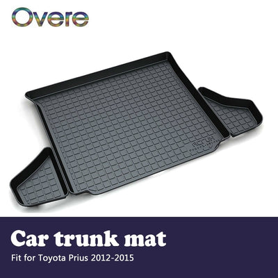 1 Set Car Cargo rear trunk mat For Toyota Prius 2012 2013 2014 2015