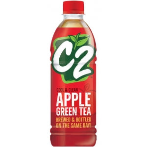 C2 Green Tea Apple Flavor