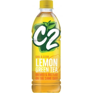 C2 Green Tea Lemon Flvor