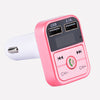 JINSERTA Car Styling Bluetooth FM Transmitter