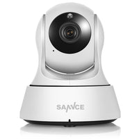 SANNCE Home Security IP Camera Wi-Fi Wireless