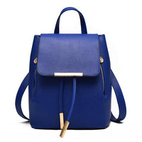 Women Backpack  PU Leather