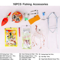 Fishing Rod Combo Telescopic Fishing Pole