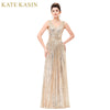 Luxury  Long Sequin Evening Dress