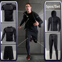 Men's Fitness Sportswear