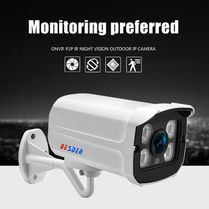 BESDER Wide Angle 2.8mm Outdoor IP Camera