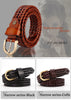 DINISITON Unisex Genuine Leather Belt