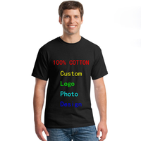 Custom T-shirt Photo Logo Text Printed