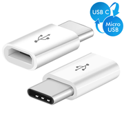 Powstro USB Adapter USB C to Micro USB Converter