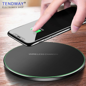 Tendway Qi Wireless Charger For iPhone, Samsung