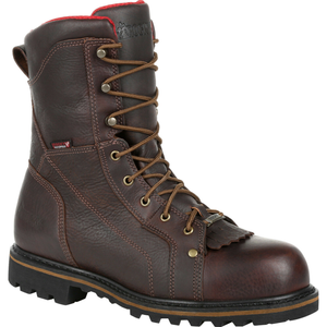 Rocky Steel Toe Waterproof Logger