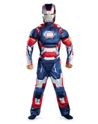 Children Avengers Iron man costume