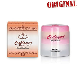 Collagen with Vitamin E Whitening Day & Night Cream