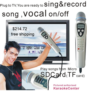 Karaoke Singing Machine Magic Karaoke