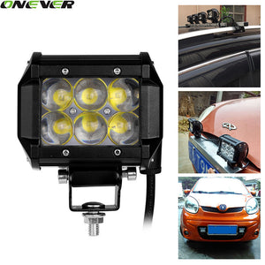 LED Work Light Bar