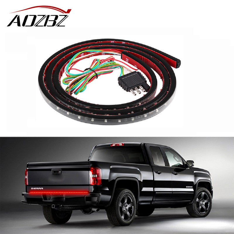 LED Tailgate bar light