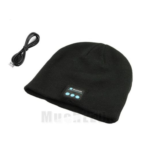 Wireless Bluetooth Knit Hoodie(Unisex)