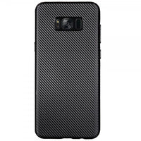 Carbon Fiber Design Ultra thin Anti-slip Soft Case for Galaxy S8 Plus