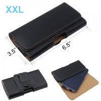 Leather Cover Case Pouch Clip for Samsung Galaxy S8 / 8+ / 7 /5 / 4 / 3 / Edge