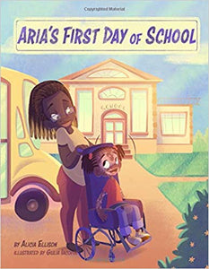 Aria's First Day Of School