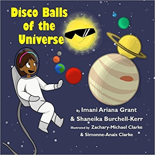 Disco balls of the universe