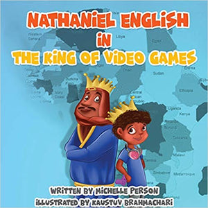 Nathaniel English in the King of Video Games