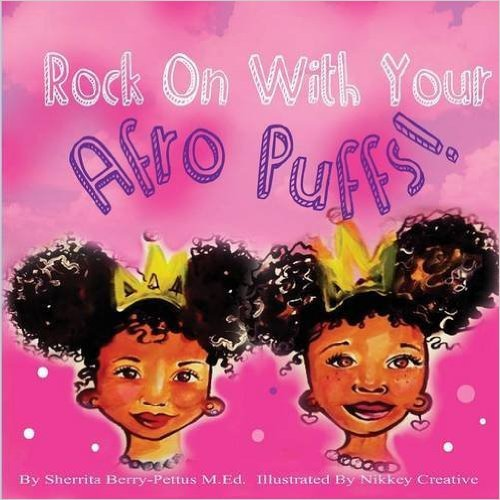 Rock on with Your Afro Puffs