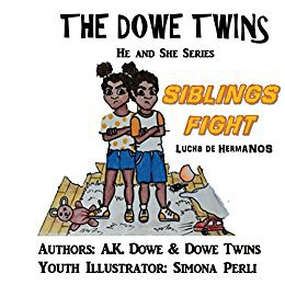 The Dowe Twins: Siblings Fight (He and She Series Book 1)