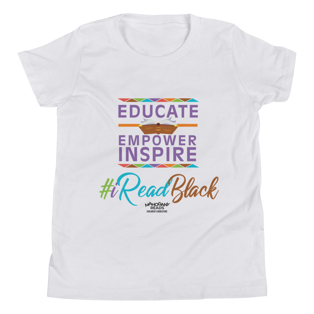 Educate, Empower, Inspire Youth  Tee