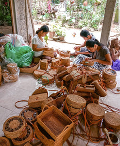 rattan bag Indonesia near me
