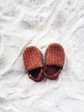Handwoven Baby/Kids Leather Shoes