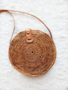 Absolutely gorgeous 1950s rattan bag well handmade, unique with natural rattan and intriguing you will want more ASAP!!!!! Thx again