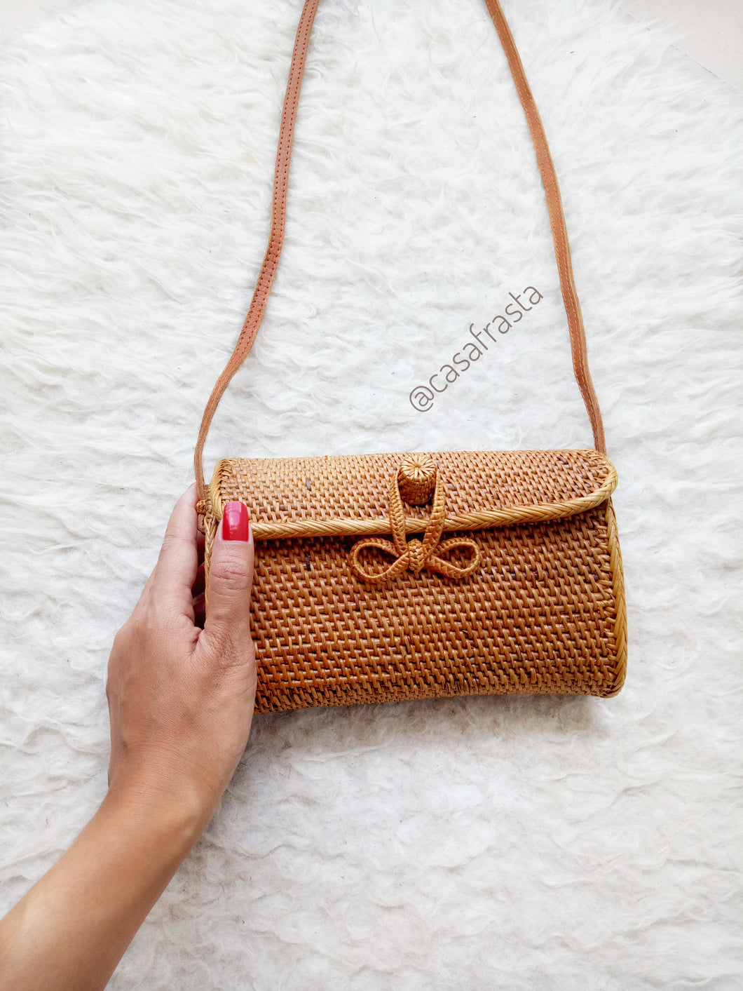 Wondering where to get rattan bag cheap these are even better than you expect, handwoven in Bali.