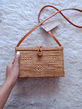 bali rattan bag, wicker, rattan, summer
