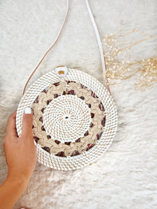 straw crossbody bags