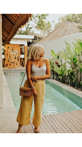 Uluwatu Rectangle Bag