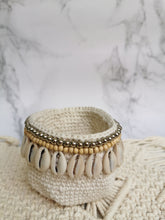 Our latest chunky crochet basket from Bali with free pattern