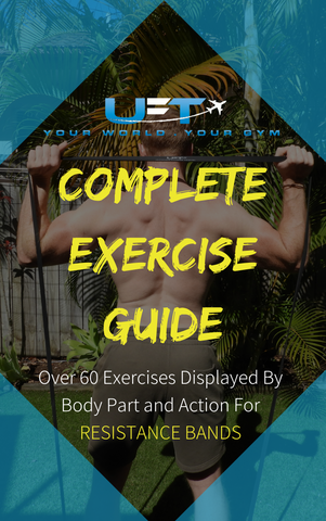 Complete Exercise Guide: Resistance Bands