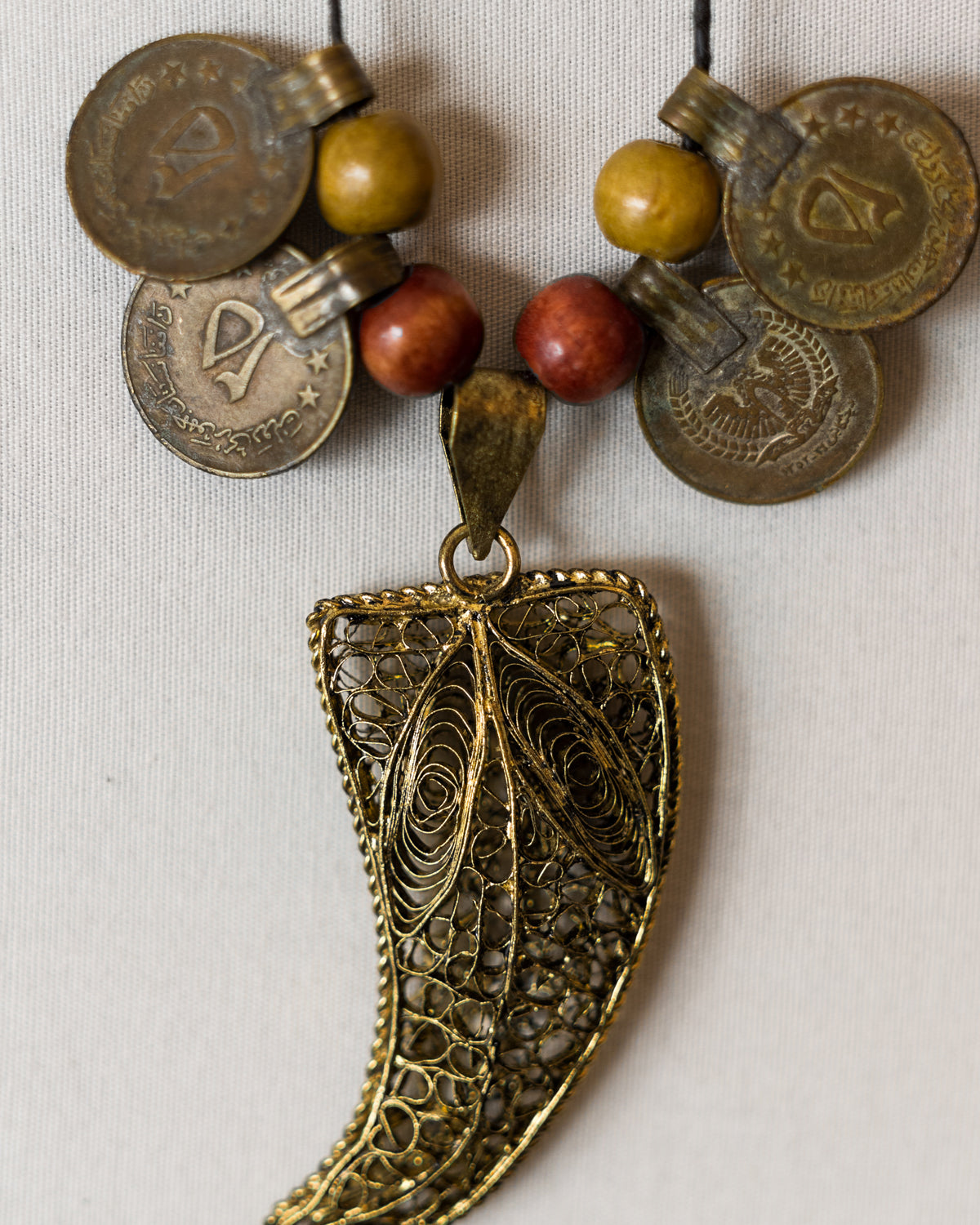 Intricate Tooth (Coin)
