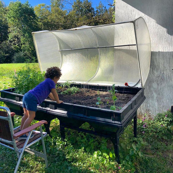 Sustainable Gardening With Plastic Containers!