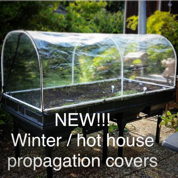 winter greenhouse cover