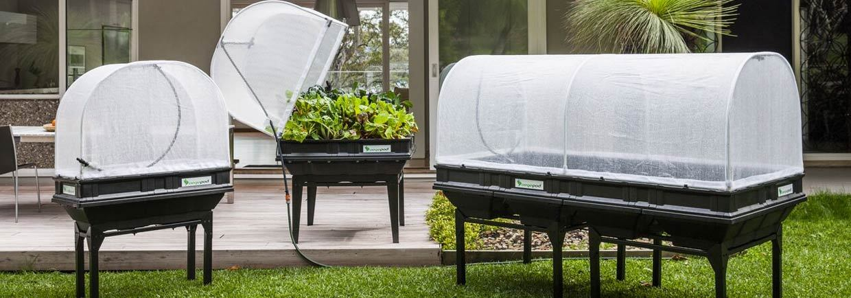 Raised Garden Bed Kits Elevated And Portable Vegepod Usa