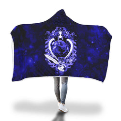 The Ravenclaw Eagle (Harry Potter) 3D Hooded Blanket