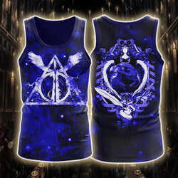 The Ravenclaw Eagle Harry Potter 3D Tank Top