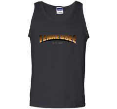 Tennessee Solar Eclipse 2017 T-shirt Tank Top - WackyTee